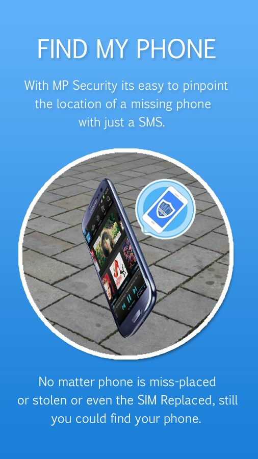 MP Security Antivirus App lock - Imagem 2 do software