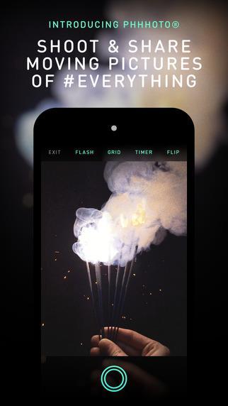 PHHHOTO - Moving Pictures - Imagem 1 do software