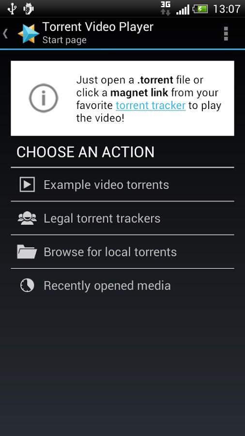 Torrent Video Player - TVP - Imagem 2 do software