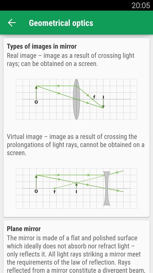 Pocket Physics - Imagem 2 do software
