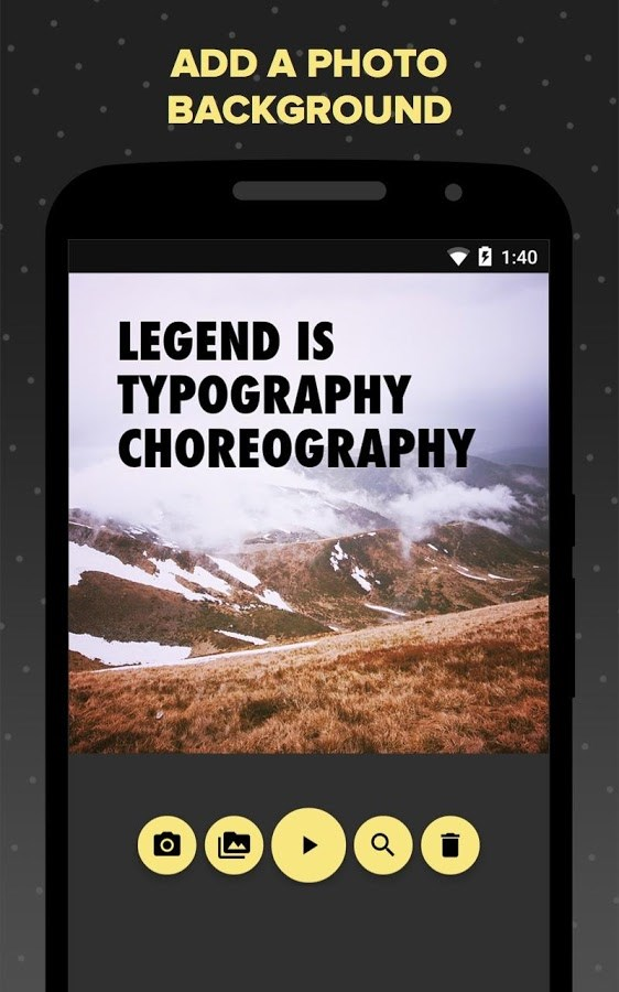 Legend - Animate Text in Video - Imagem 2 do software