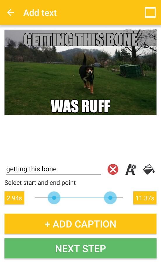 Video & GIF Memes - Imagem 2 do software