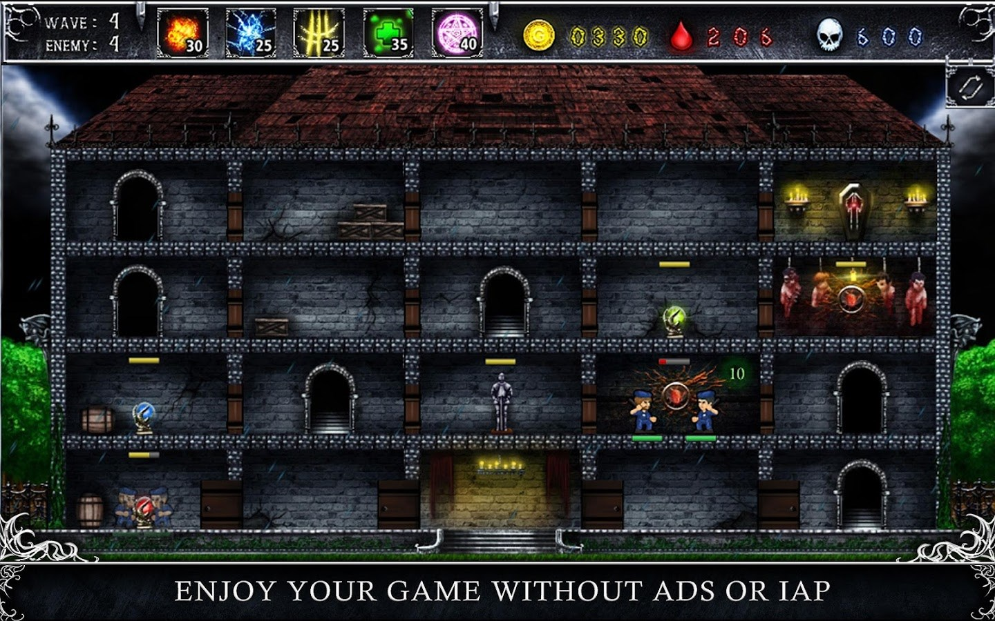 Sybil: Castle of Death - Demo - Imagem 1 do software