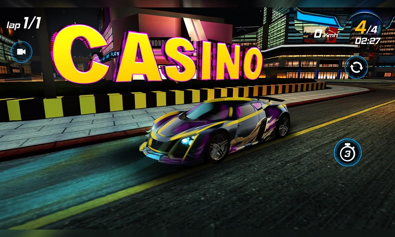 Car Racing 3D: High on Fuel - Imagem 1 do software
