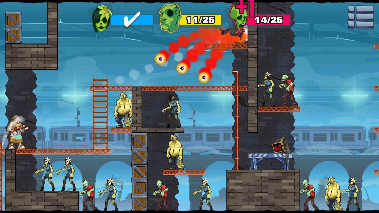 Stupid Zombies 3 - Imagem 1 do software