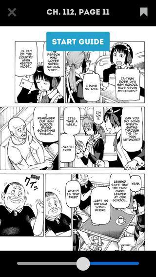 Manga by Crunchyroll - Imagem 2 do software