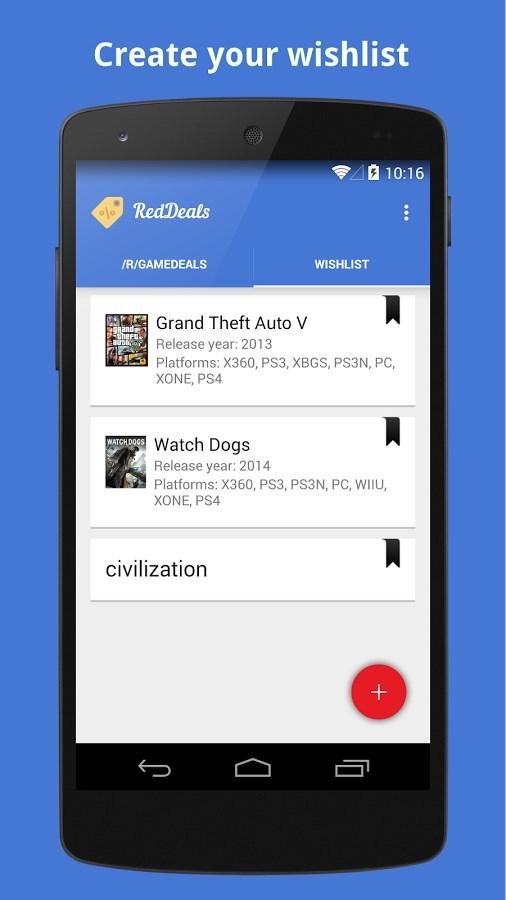 RedDeals - Imagem 3 do software