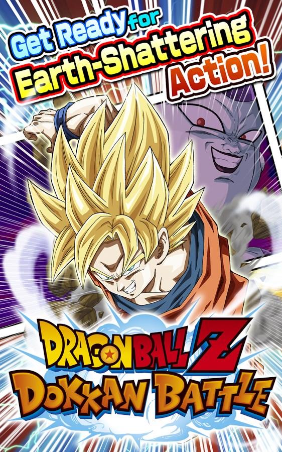 DRAGON BALL Z DOKKAN BATTLE - Imagem 1 do software