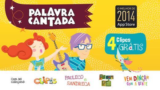 DE CANTADA MUSICAS BAIXAR PALAVRA NINAR