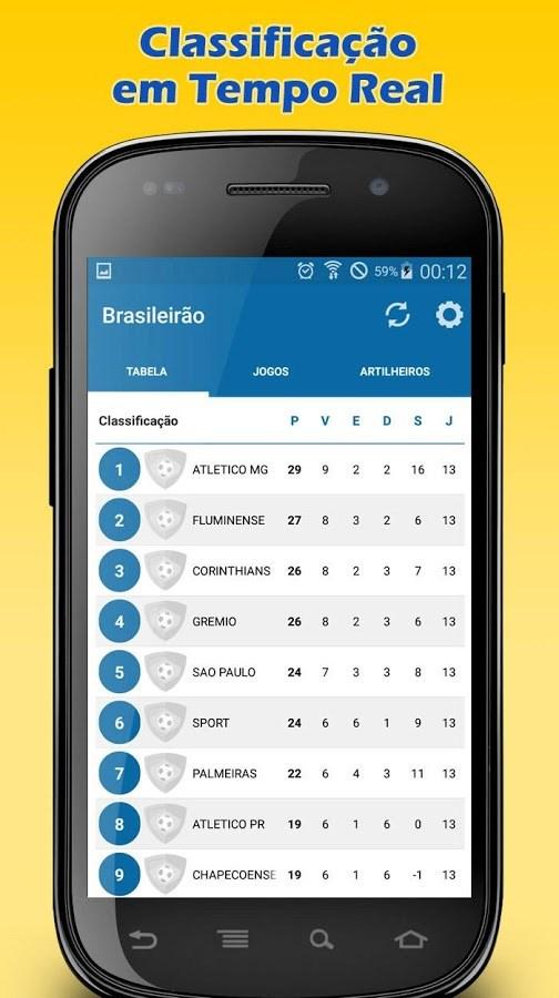 Brasileirão 2016 - Imagem 1 do software