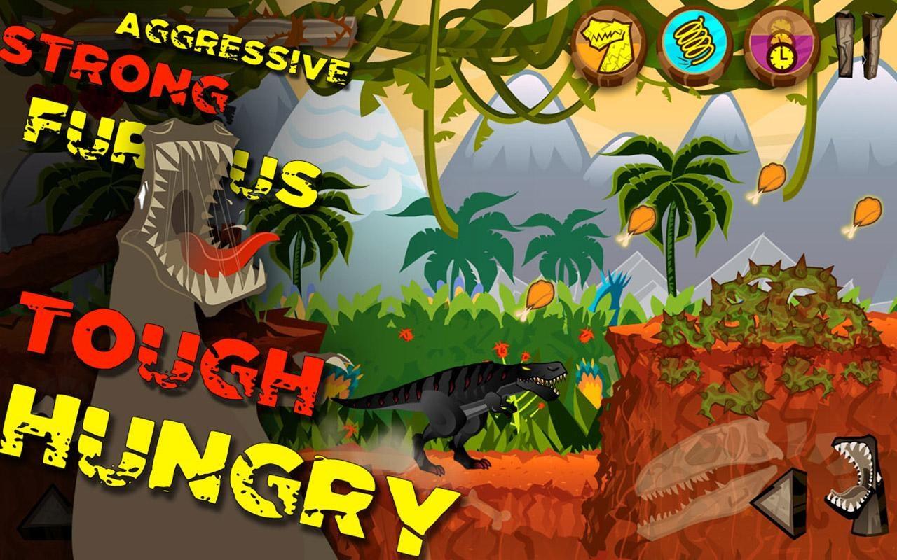 Dino the Beast: Dinosaur Game - Imagem 1 do software