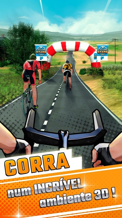 Cycling Stars - Tour de France - Imagem 1 do software