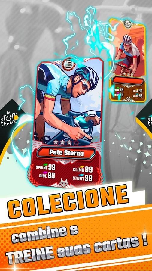 Cycling Stars - Tour de France - Imagem 2 do software