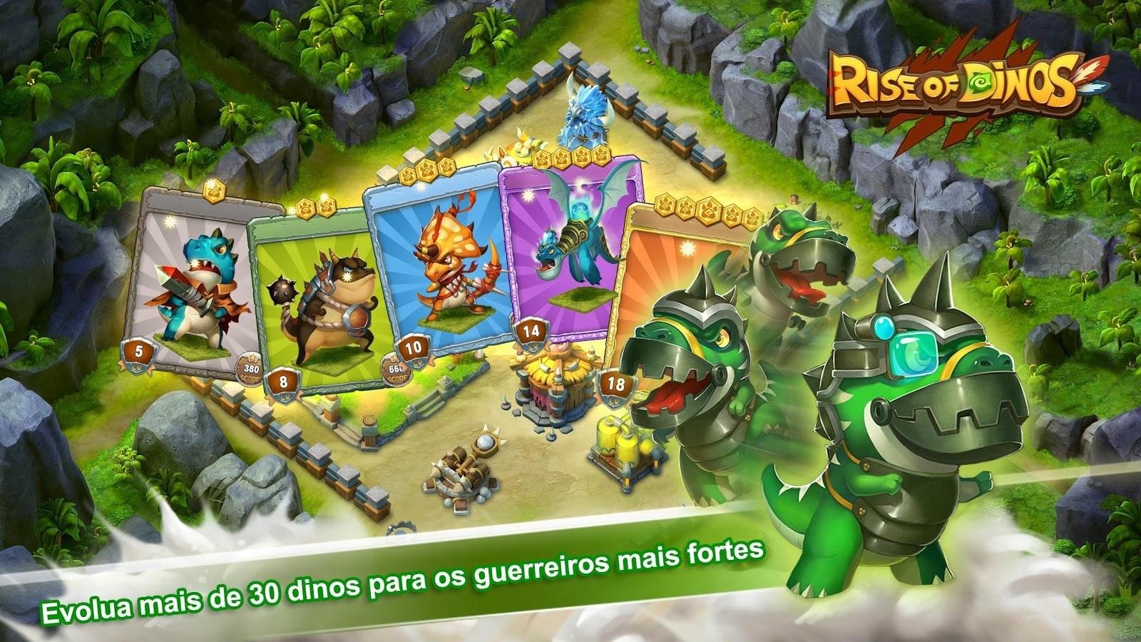 Rise of Dinos - Imagem 3 do software