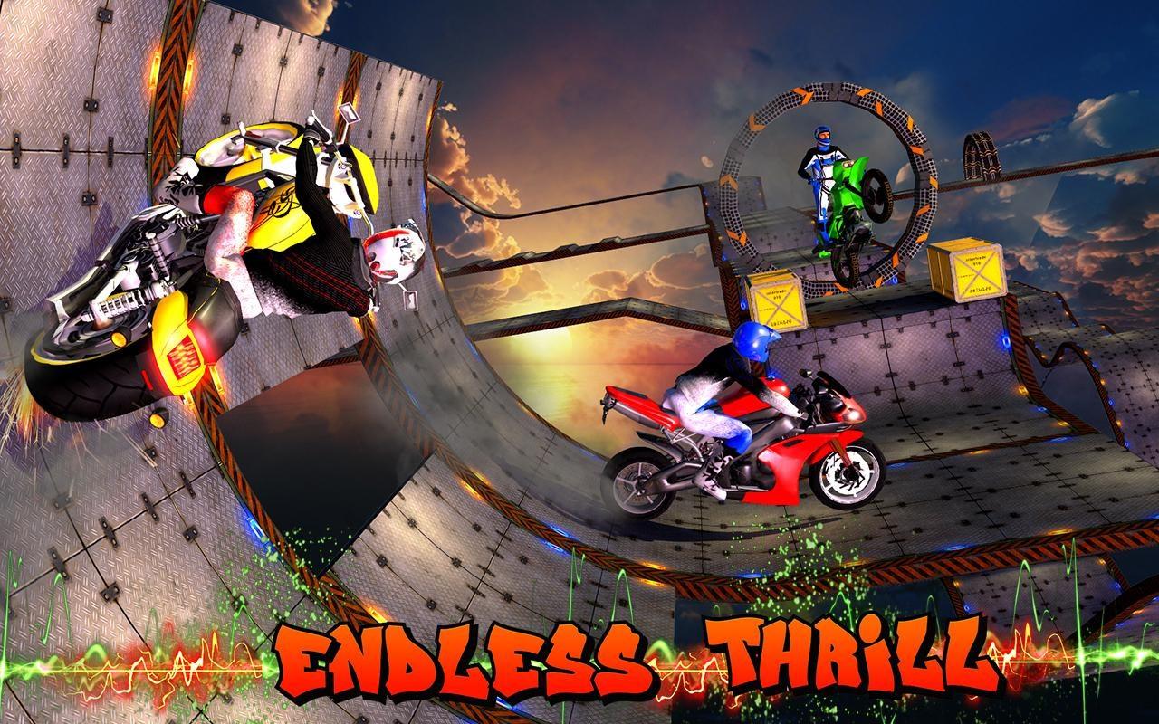 Crazy Bike Stunts 3D - Imagem 1 do software