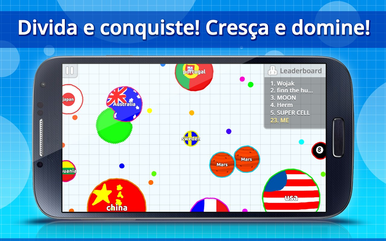 Agar.io - Imagem 1 do software