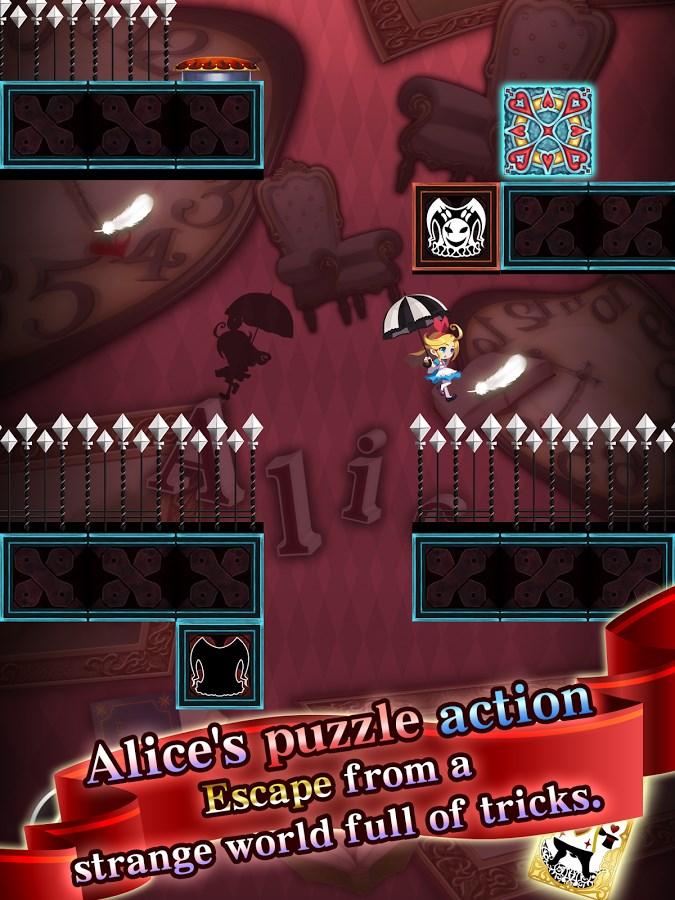Alice`s Reversed World - Imagem 1 do software