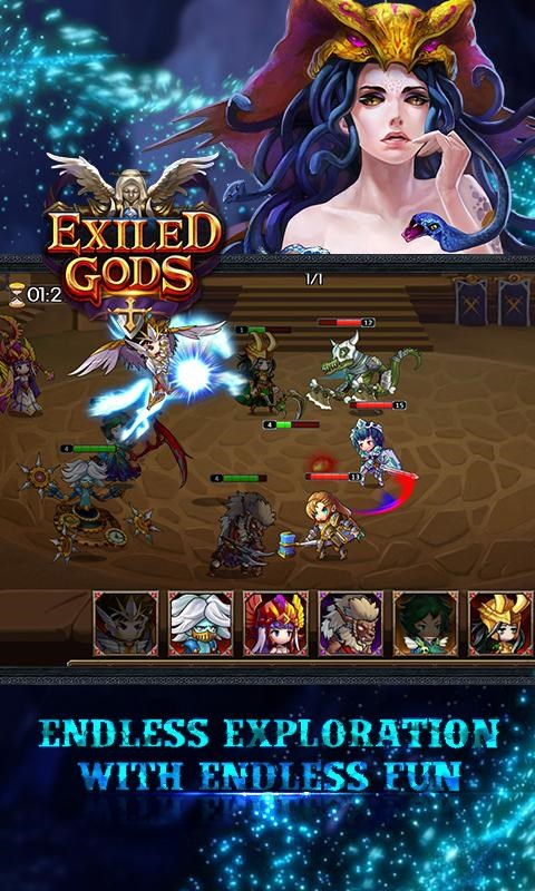 Exiled Gods - Imagem 1 do software