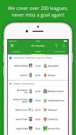 Soccer Scores Pro - FotMob - Imagem 1 do software