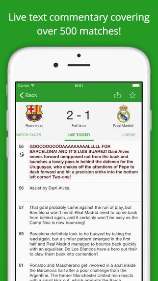 Soccer Scores Pro - FotMob - Imagem 2 do software