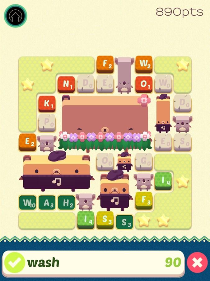 Alphabear English word game - Imagem 1 do software