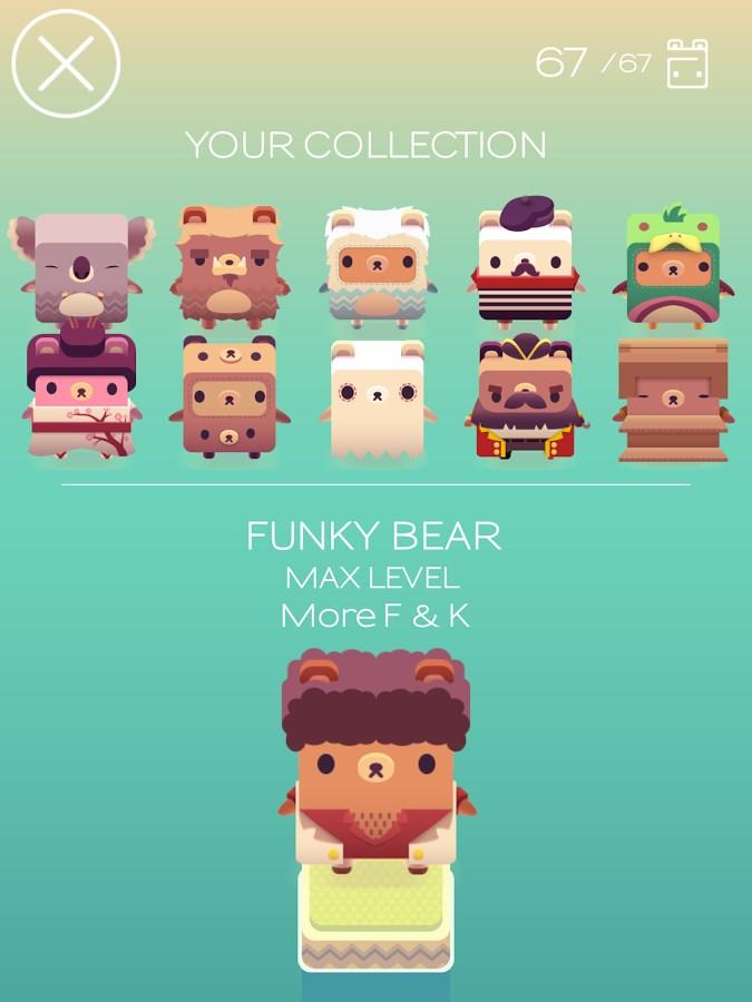 Alphabear English word game - Imagem 2 do software