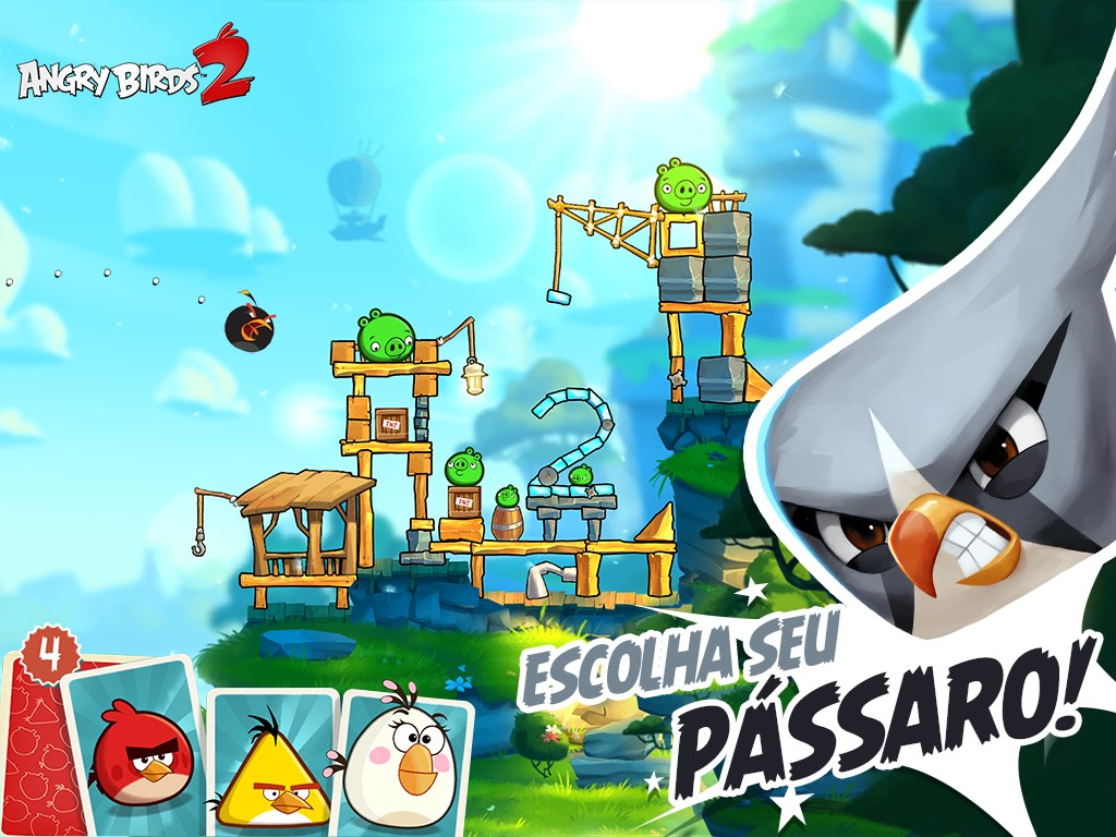 Angry Birds 2 - Imagem 1 do software