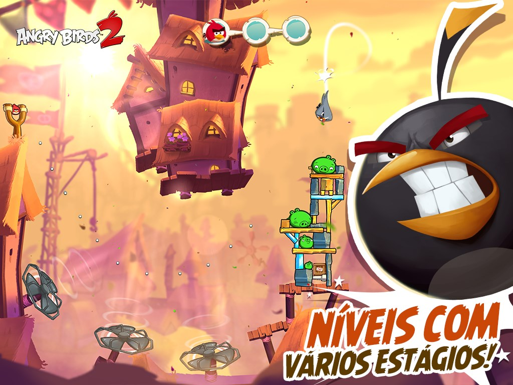 Angry Birds 2 - Imagem 2 do software