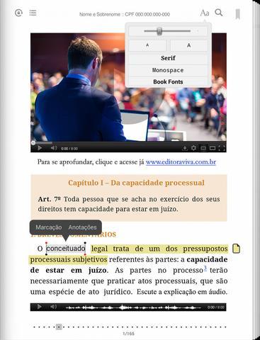 Viva Direito - Imagem 2 do software