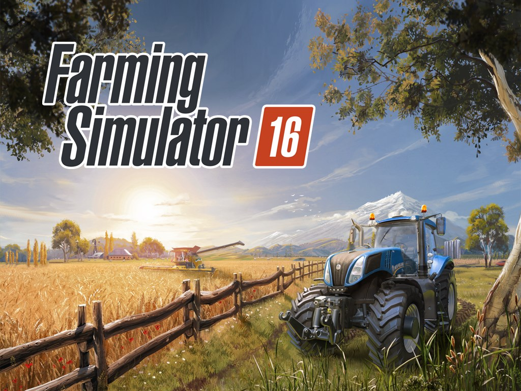 Farming Simulator 16 - Imagem 1 do software