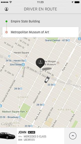 Uber - Imagem 1 do software