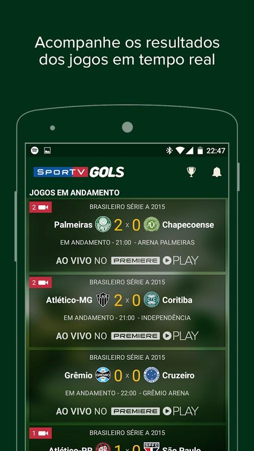 SporTV Gols - Imagem 1 do software