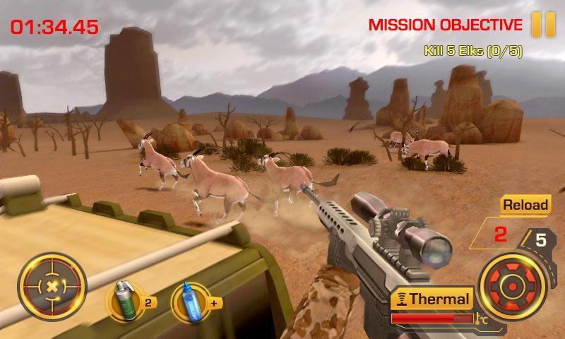 Wild Hunter 3D - Imagem 1 do software