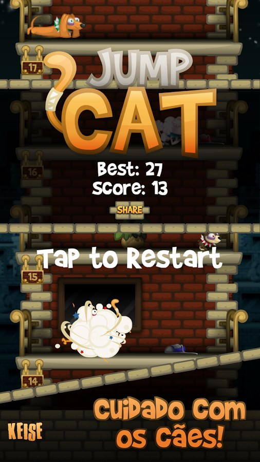 Jump Cat - Imagem 1 do software