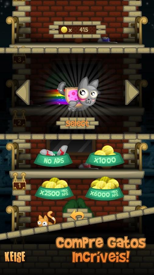 Jump Cat - Imagem 2 do software