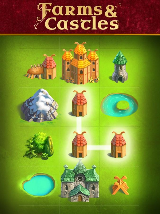 Farms & Castles - Imagem 1 do software
