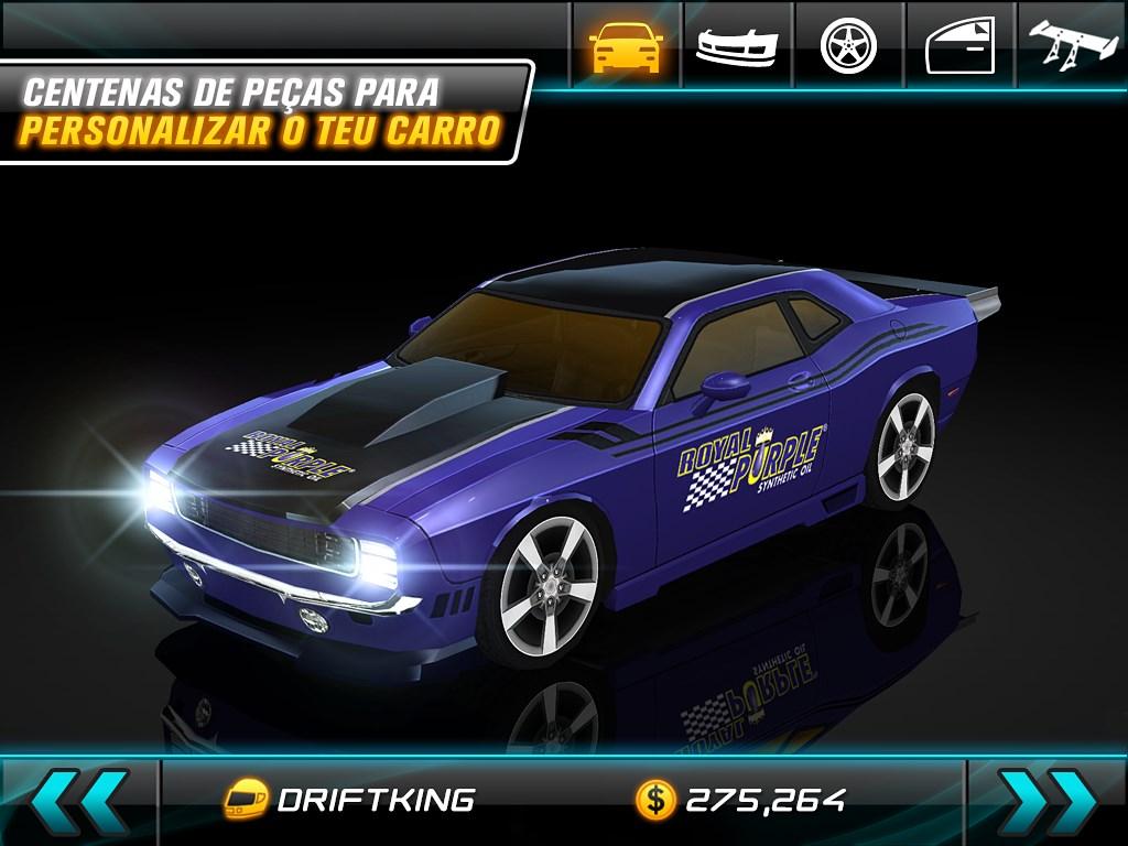 Drift Mania: Street Outlaws LE - Imagem 2 do software