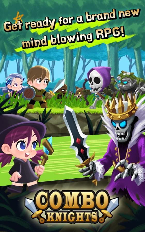 Combo Knights Legend - Imagem 1 do software