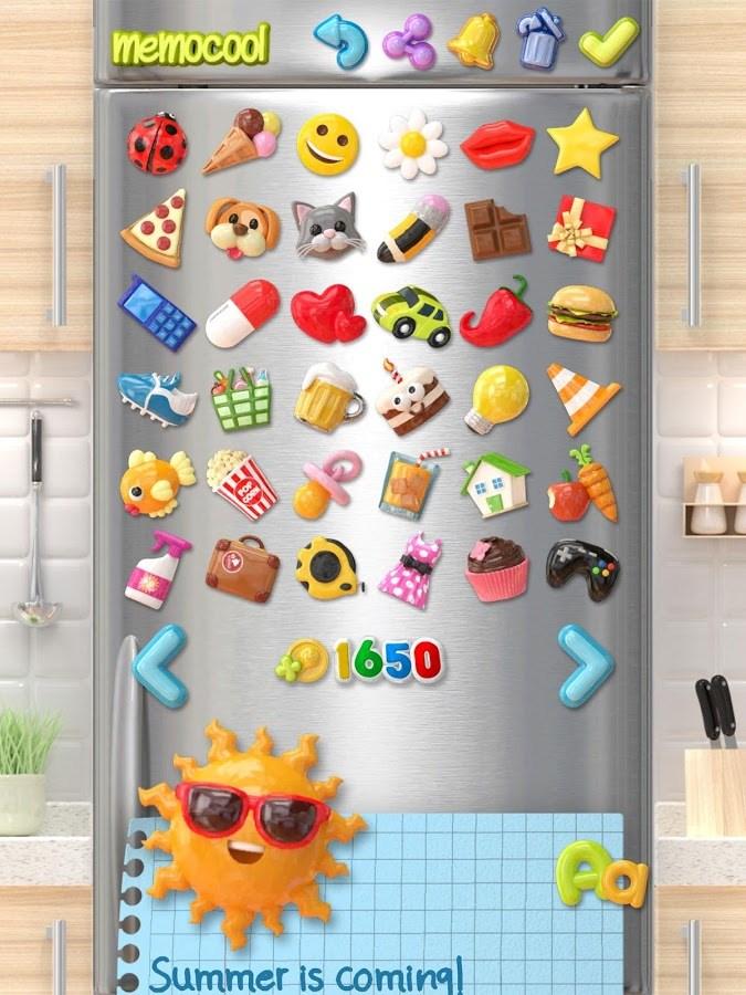 Notas - MemoCool Plus - Imagem 2 do software