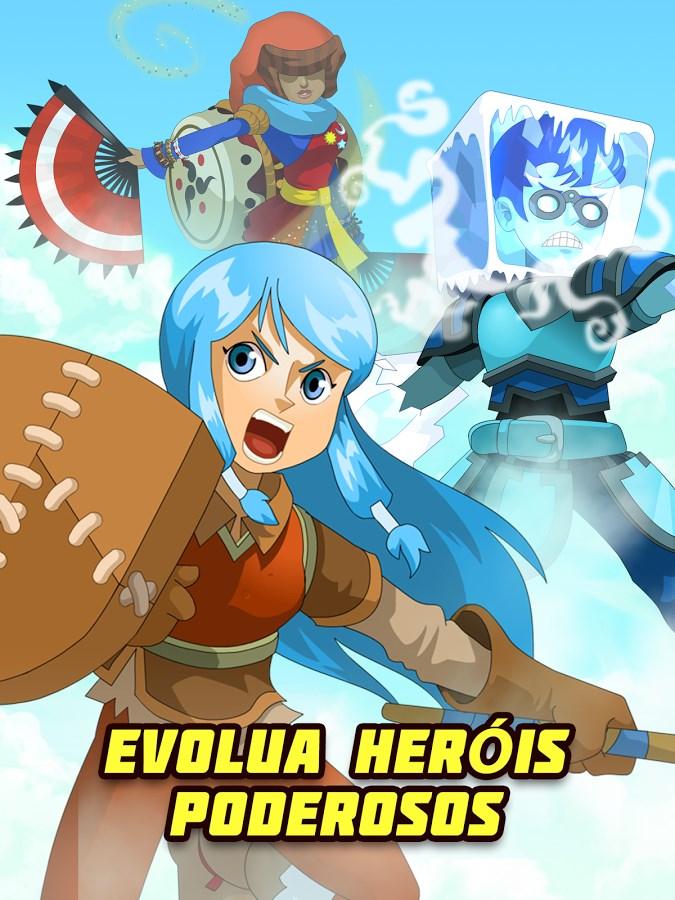 Clicker Heroes - Imagem 2 do software