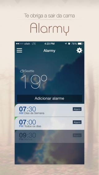 Alarmy (Sleep If U Can) - Imagem 1 do software