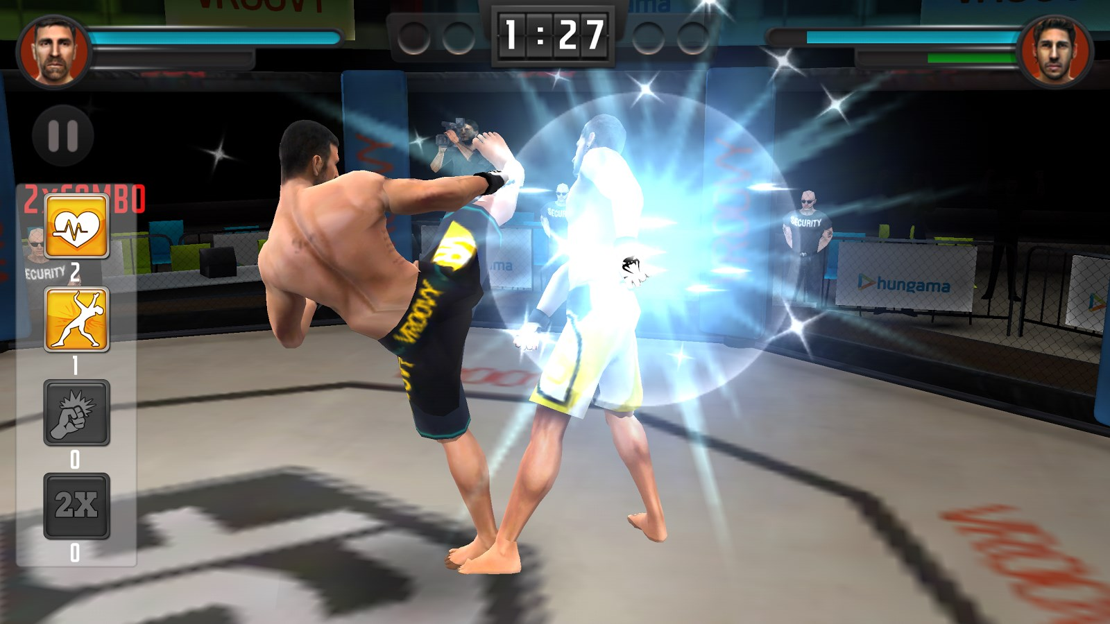 Brothers: Clash of Fighters - Imagem 2 do software