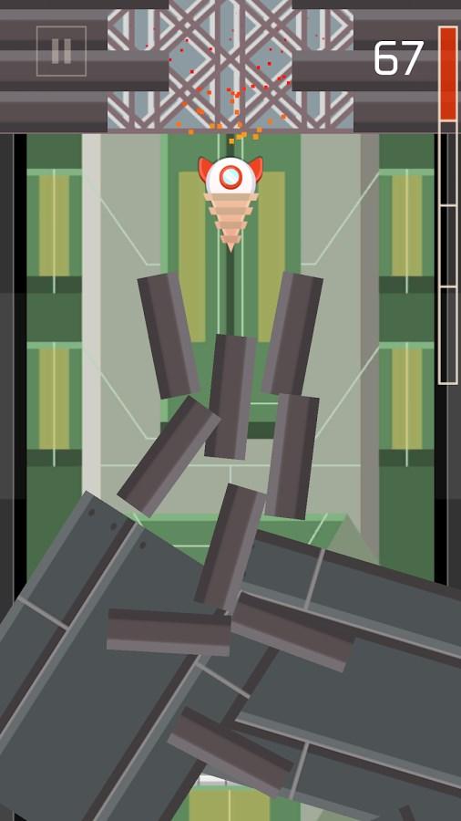 Space Drill - Imagem 2 do software