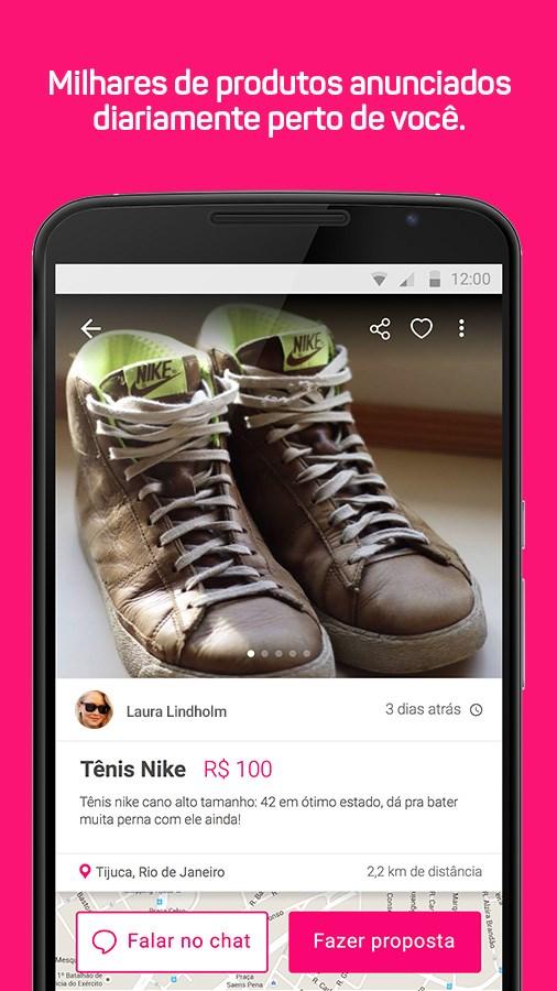 Skina | Vender e comprar perto - Imagem 2 do software