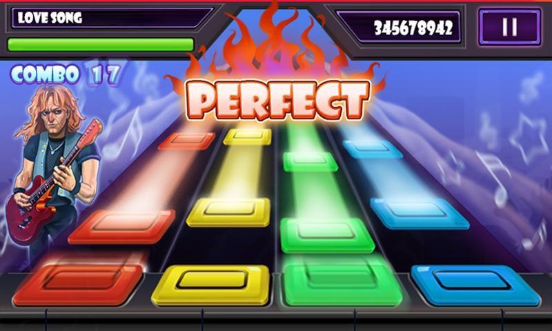 Mania do Rock - Imagem 1 do software