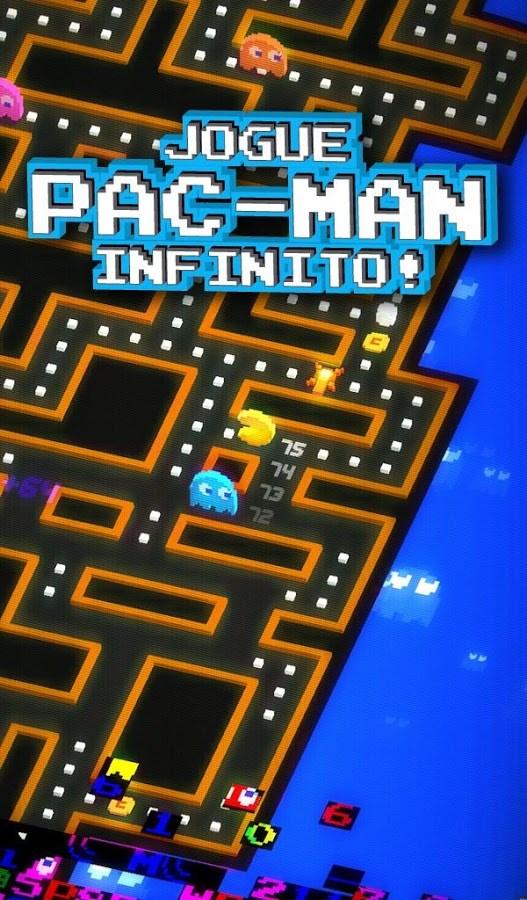 PAC-MAN 256 - Endless Arcade Maze - Imagem 1 do software