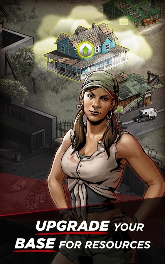 Walking Dead: Road to Survival - Imagem 2 do software