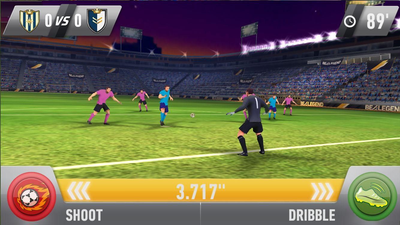 BE A LEGEND: futebol - Imagem 1 do software