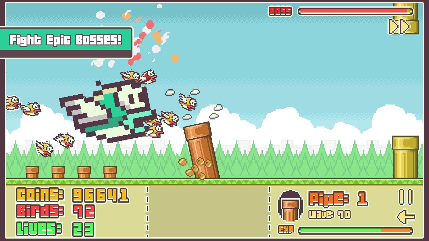 Flappy Defense - Imagem 1 do software