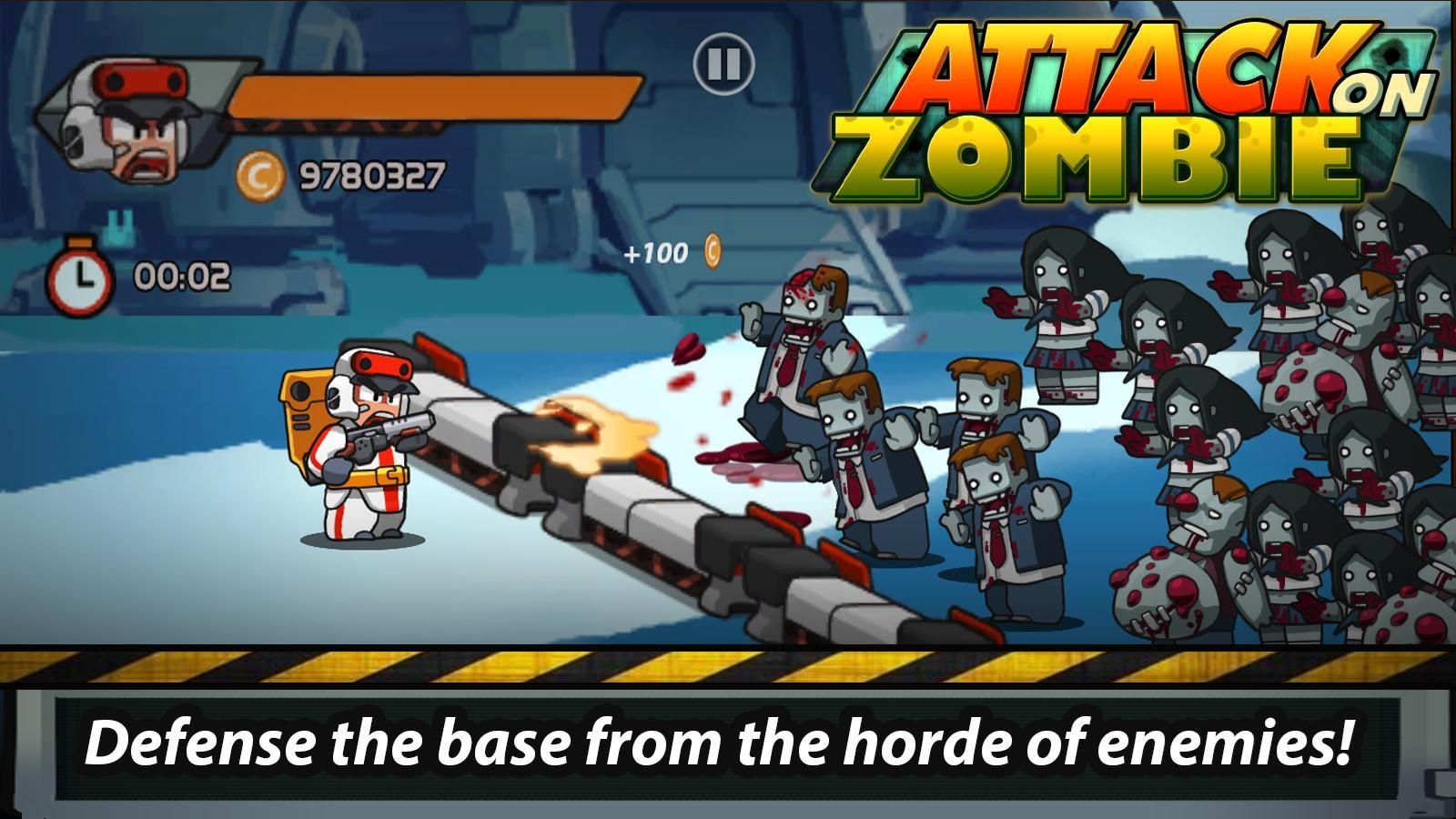 Attack On Zombie: Zombie Avenger - Imagem 2 do software